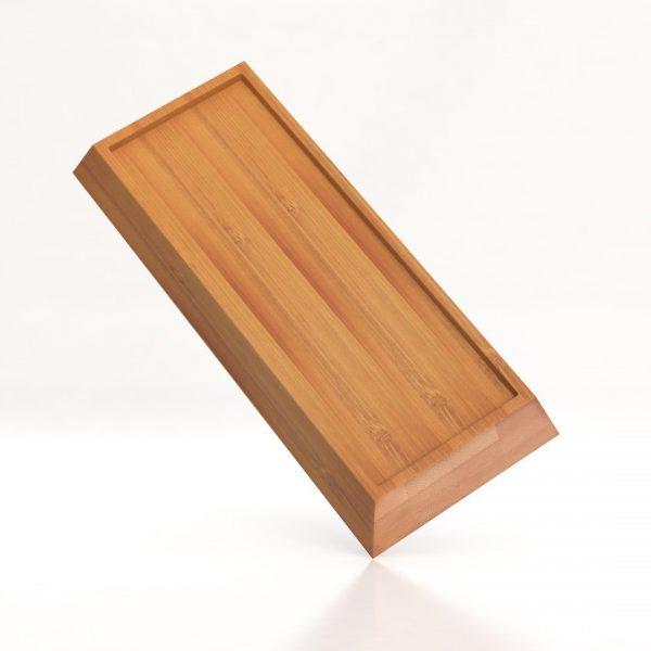 Websteenhouder bamboe