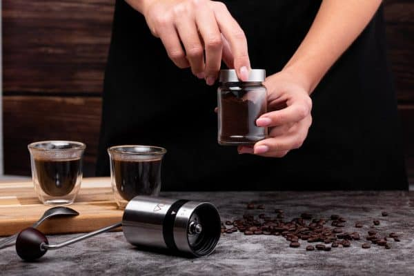 Pro koffiemolen 9